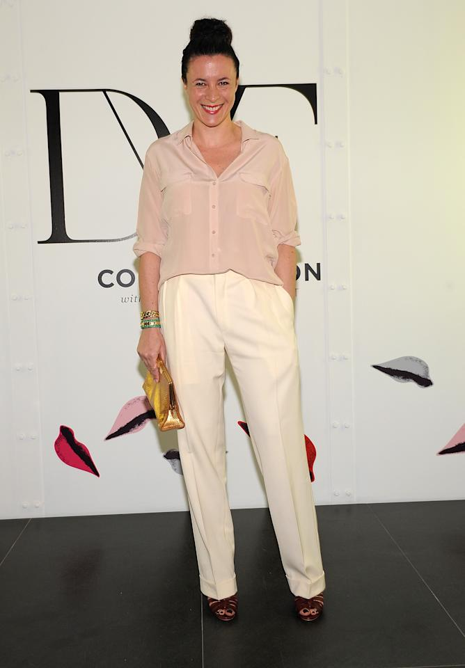 """NEW YORK, NY - MAY 06: Garance Dore attends """"The Conversation Launch Celebration at DVF Studio on May 6, 2012 in New York City.  (Photo by Brad Barket/Getty Images)"""