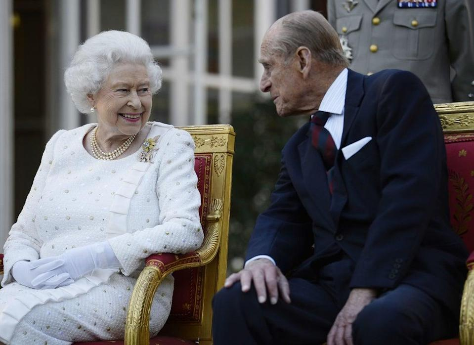 The Queen and the Duke of Edinburgh (Owen Humphreys/PA) (PA Wire)