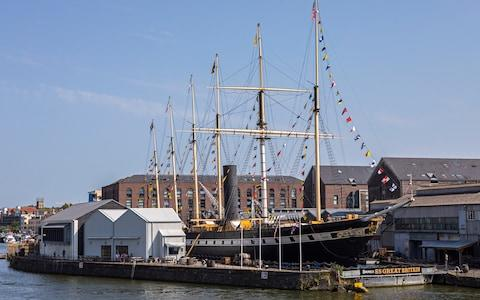 SS Great Britain - Credit: chrisdorney