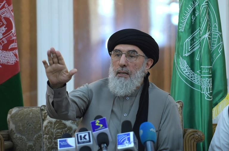 Hekmatyar: accused of killing thousands