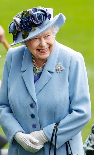 PHOTO: Queen Elizabeth II attends day one of Royal Ascot at Ascot Racecourse on June 18, 2019 in Ascot, England. (Max Mumby/indigo/Getty Images)