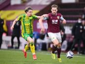 Premier League - Burnley v West Bromwich Albion