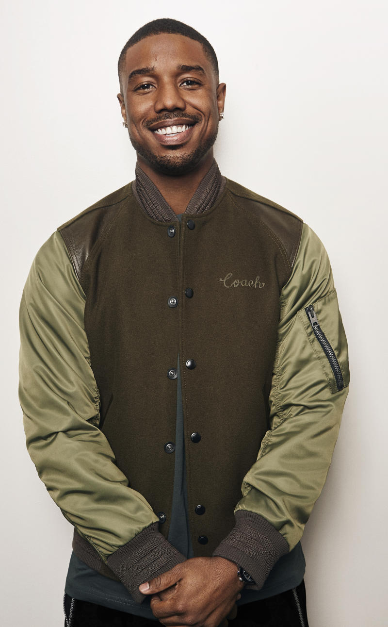 14a9a83dda3 EXCLUSIVE: Coach Taps Michael B. Jordan to Be First Face of Men's Business