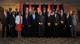 Implementation of GST could be a subject of studies in U.S. business schools, Modi said.