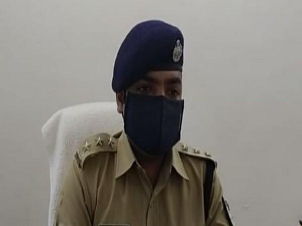 Madhya Pradesh Police talking about the Narendra Raghuvanshi death case on Tuesday.