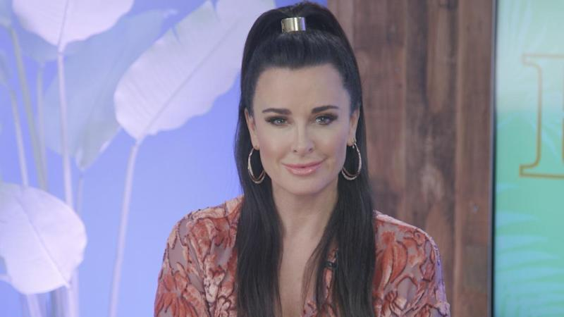Kyle Richards Explains Her Move From Beverly Hills to the Valley (Exclusive)