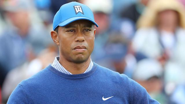 Tiger Woods was dropped from a wrongful-death lawsuit, Woods' lawyers announced on Monday.