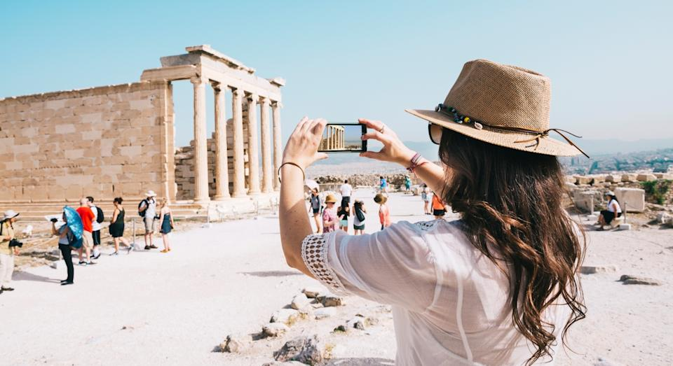 Athens in Greece was named as the 'most searched for' destination by Brits for 2020 (Getty)
