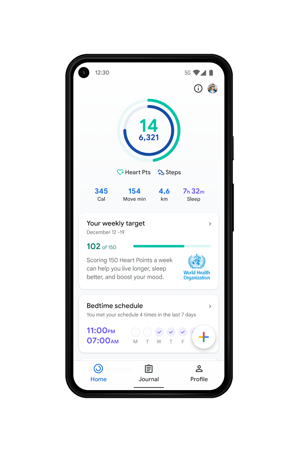 Google Fit and Wear OS updates