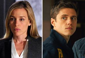 Piper Perabo; Aaron Tveit | Photo Credits: Steve Wilkie/USA Network; USa Network
