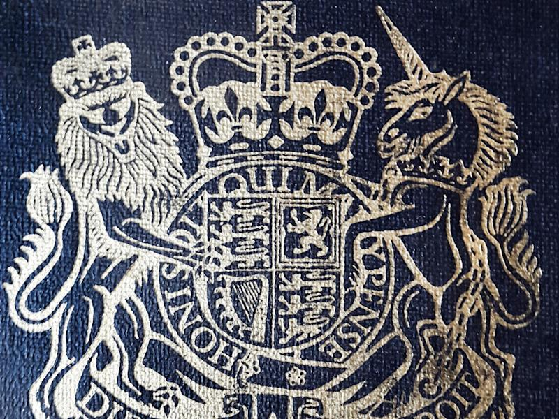 British passports were blue from the founding of the Passport Office in 1920 until machine-readable red EU ones were introduced in 1988: Getty/iStockphoto
