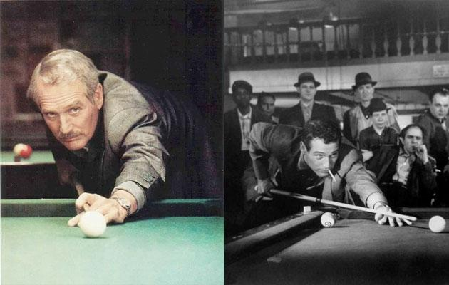 """The Color of Money"" — This oft-forgotten 1986 Martin Scorsese film about the high stakes world of pool playing is actually a sequel to the Robert Rossen's 1961 pool shark movie ""The Hustler."" Screen legend Paul Newman reprised the career-defining role of Edward ""Fast Eddie"" Felson, playing mentor/stakehorse to hot shot pool player Vincent Lauria (Tom Cruise), who acts much like Felson did as a young man. Generally considered inferior to the original film, ""The Color of Money"" is rarely mentioned among Scorsese's other, more notable work."