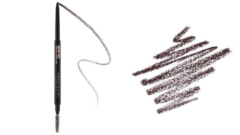 The ultra fine and retractable tip on this brow pencil makes it a top choice for creating hair like strokes