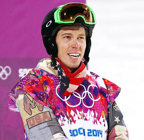 Shaun White Falls in Halfpipe Event, Gets Fourth Place at Sochi Olympics
