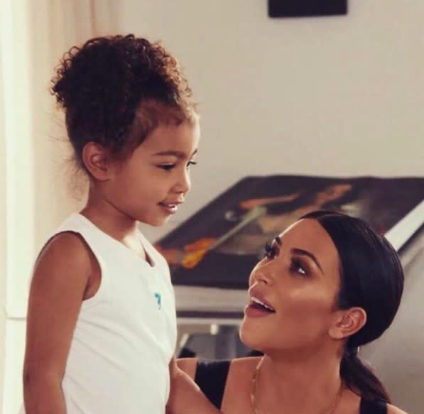 Kim Kardashian says these are the three main things she's learned from motherhood