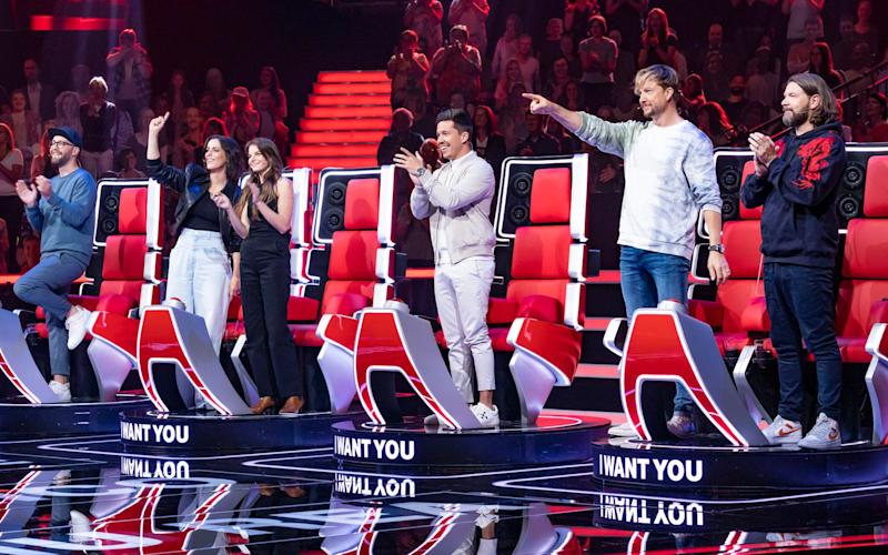 """The Voice Of Germany"": Jubiläumsstaffel startet am 8. Oktober"