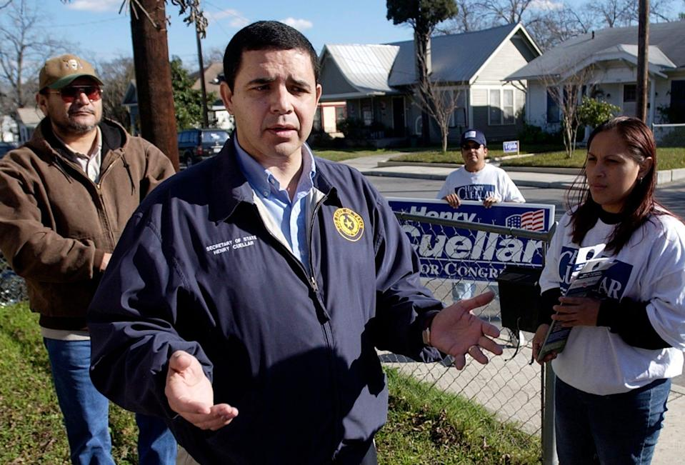 Rep. Henry Cuellar, D-Texas, who lives in Laredo, says the Biden administration must listen to border communities to stem the surge of undocumented immigrants.