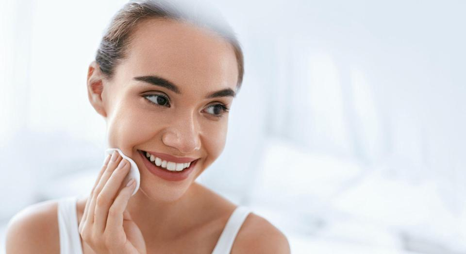 Sales of anti-pollution skincare are on the rise [Image: Getty]