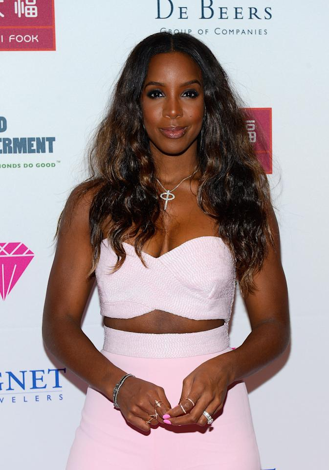 """""""I wanted to get breast implants when I was 18, but my mom and Beyoncé's mom told me to really think about it first,"""" Rowlandtold <em><a rel=""""nofollow"""" href=""""http://www.eonline.com/news/463749/kelly-rowland-says-she-waited-10-years-to-get-boob-job-after-getting-advice-from-beyonce-s-mom"""">Shape</a></em>in 2013. """"I took their advice and waited 10 years. … Once I felt ready, I tried on padded bras and walked around in them to see how it would feel. You have to know what you're getting, no matter what type of surgery it is."""""""