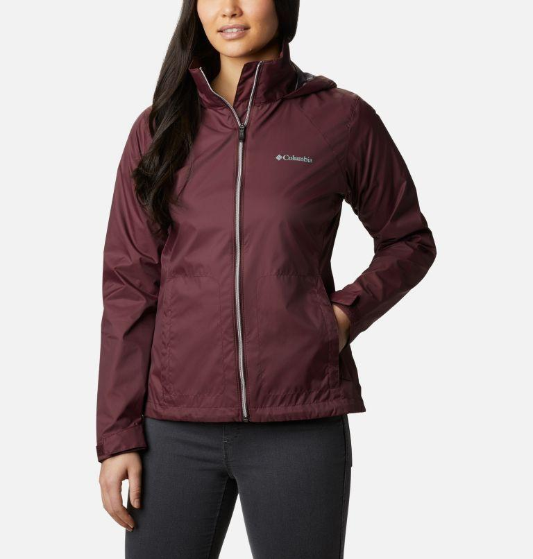 """<p>columbia.com</p><p><strong>$39.99</strong></p><p><a href=""""https://go.redirectingat.com?id=74968X1596630&url=https%3A%2F%2Fwww.columbia.com%2Fp%2Fwomens-switchback-iii-jacket-1771961.html&sref=https%3A%2F%2Fwww.goodhousekeeping.com%2Fclothing%2Fg35035078%2Fbest-workout-clothes-for-women%2F"""" rel=""""nofollow noopener"""" target=""""_blank"""" data-ylk=""""slk:Shop Now"""" class=""""link rapid-noclick-resp"""">Shop Now</a></p><p>Cold weather makes it tempting to skip your outdoor workout, but Columbia has the best gear for your winter and snow exercise. With <a href=""""https://go.redirectingat.com?id=74968X1596630&url=https%3A%2F%2Fwww.columbia.com%2Fp%2Fwomens-pike-lake-ii-insulated-jacket-1909281.html&sref=https%3A%2F%2Fwww.goodhousekeeping.com%2Fclothing%2Fg35035078%2Fbest-workout-clothes-for-women%2F"""" rel=""""nofollow noopener"""" target=""""_blank"""" data-ylk=""""slk:puffer coats"""" class=""""link rapid-noclick-resp"""">puffer coats</a>, <a href=""""https://go.redirectingat.com?id=74968X1596630&url=https%3A%2F%2Fwww.columbia.com%2Fp%2Fwomens-super-soft-canyon-stripe-knee---2-pack-DGU0283.html&sref=https%3A%2F%2Fwww.goodhousekeeping.com%2Fclothing%2Fg35035078%2Fbest-workout-clothes-for-women%2F"""" rel=""""nofollow noopener"""" target=""""_blank"""" data-ylk=""""slk:thick socks"""" class=""""link rapid-noclick-resp"""">thick socks</a>, and waterproof shells, Columbia gear is <strong>designed to stand up to the elements and last season after season</strong>. This raincoat is perfect to throw in your bag in case of rain as it folds into its own pocket for easy storage. Plus, it's available in 18 stylish shades in regular and plus sizing. </p>"""
