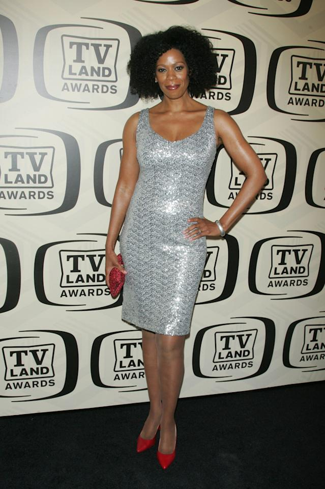 Kim Wayans arrives at the 10th Annual TV Land Awards at the Lexington Avenue Armory on April 14, 2012 in New York City.