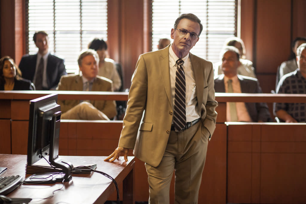 "Tony Plana stars as Prosecutor Juan Martinez in the all-new Lifetime Original Movie, ""Jodi Arias: Dirty Little Secret,"" premiering Saturday, June 22, at 8:00pm ET/PT."