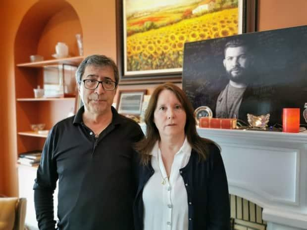 Cesur and June Celik are the parents of Koray Kevin Celik, who died during a police intervention at their home in March 2017. (Matt D'Amours/CBC - image credit)