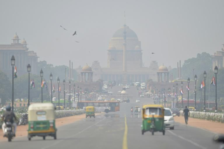India's capital New Delhi was the worst-affected in terms of premature deaths caused by air pollution in 2020, according to a report by Greenpeace Southeast Asia
