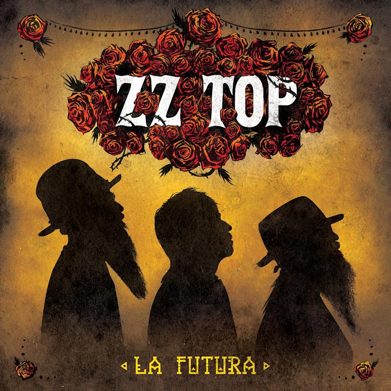"""This CD cover image released by Universal Republic shows the latest release by ZZ Top, """"La Futura."""" (AP Photo/Universal Republic)"""