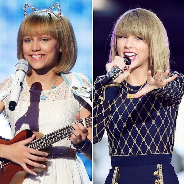 'America's Got Talent' crowned singer Grace VanderWaal the winner of season 11 on Wednesday, September 14 — watch the video and find out what she told Us about those Taylor Swift comparisons!