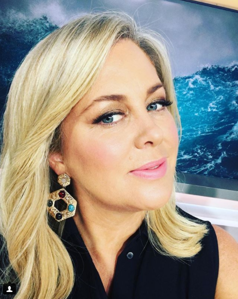 The TV presenter is fed up of people trying to sell photos of her. Source: SamArmytage/Instagram