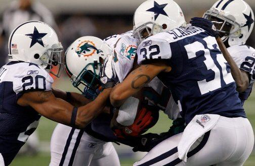 Miami Dolphins could play Thanksgiving game vs Dallas Cowboys