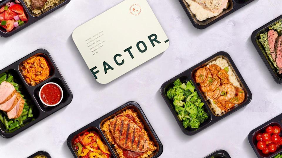 Factor 75 meal delivery review