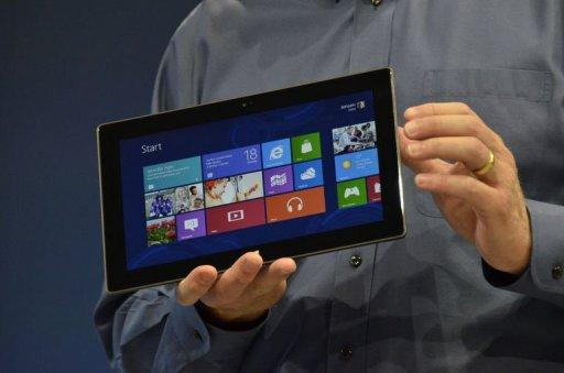 Even with its highly publicized launch of a new tablet computer, Microsoft is expected to have little impact this year