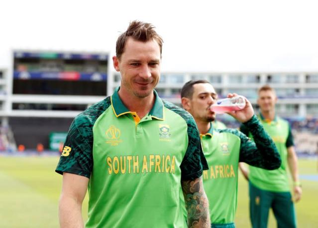 ICC Cricket World Cup - South Africa v India