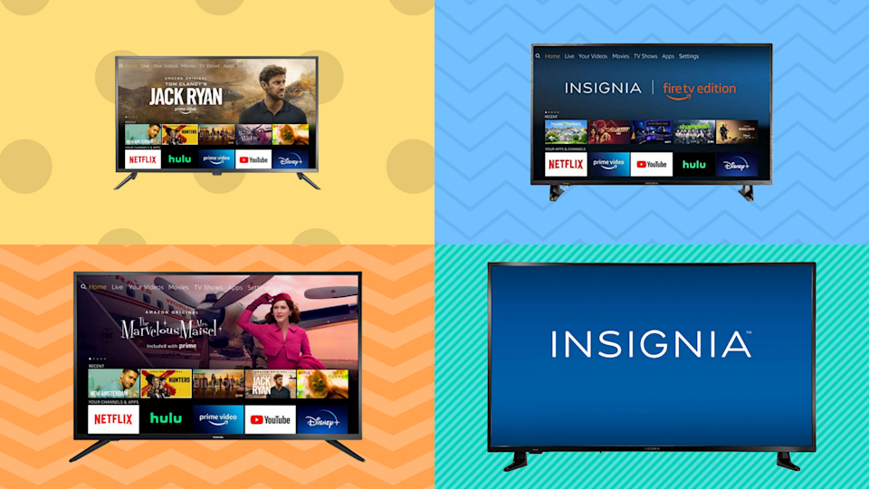 We don't know about you, but we're foursquare in favor of these early Prime Day deals on Fire TVs. (Photo: Amazon)