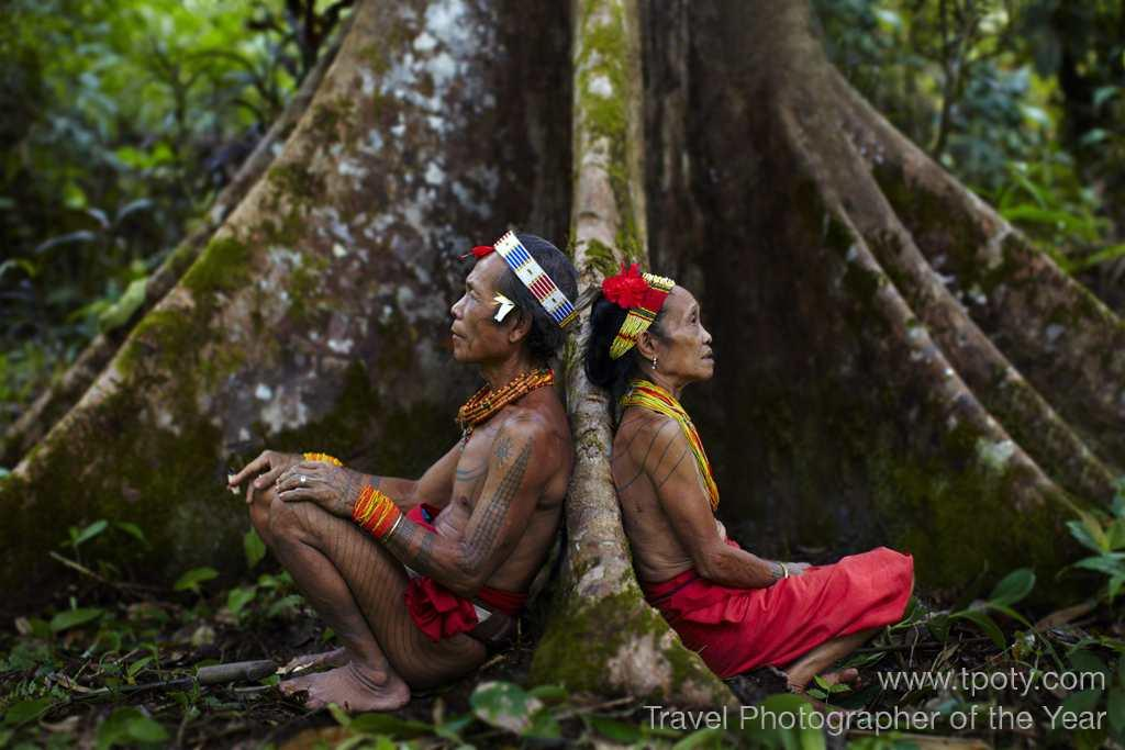 Siberut Island, West Sumatra, Indonesia<br><br>Andrew Newey, UK<br><br>Camera: Canon EOS 5D Mk II <br><br>Winner, Best Single Image in a Journeys portfolio