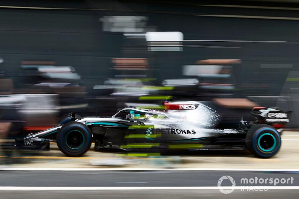 "Lewis Hamilton, Mercedes W09 <span class=""copyright"">Steve Etherington / Motorsport Images</span>"