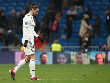 LaLiga: Zinedine Zidane refuses to guarantee Gareth Bale's future at Real Madrid after Welshman's poor show against Eibar