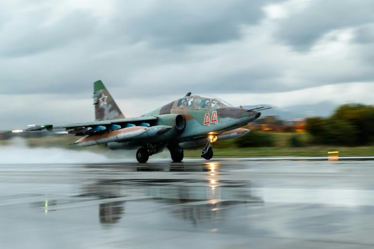 Russia, Turkey stage first joint air strikes against IS in Syria