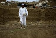 Sudanese farmers like Khair Daoud depend on peanut crops as a key part of their income