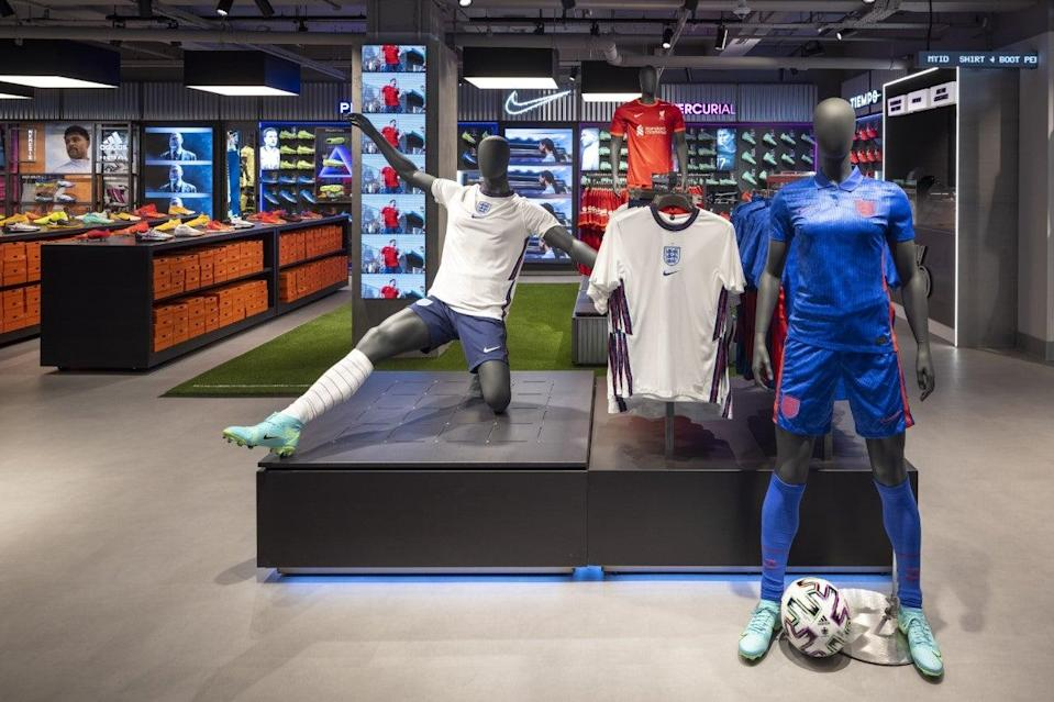 Sports Direct is part of the Frasers Group (Sports Direct)