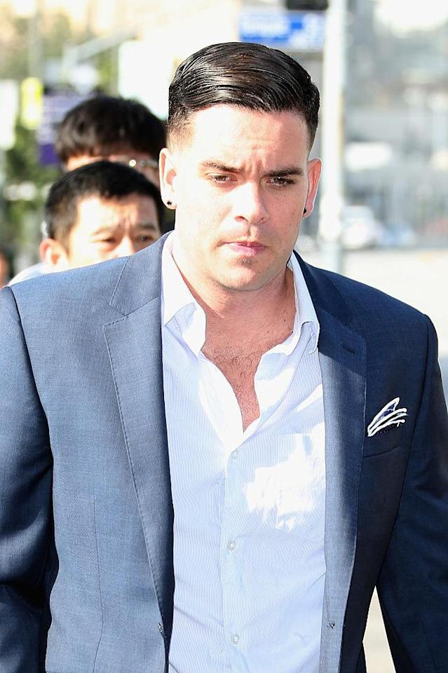 Mark Salling (Photo: Getty Images)