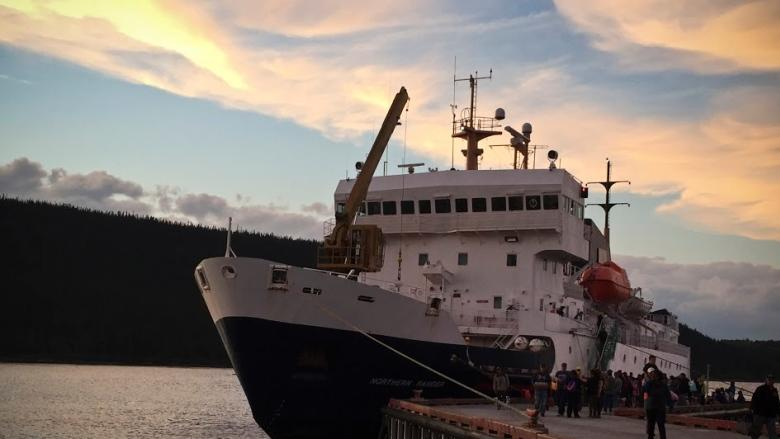 New northern Labrador ferry to have roll-on, roll-off capacity