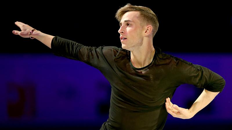 Adam Rippon Will Be First Openly Gay U.S. Man To Compete In The Winter Olympics