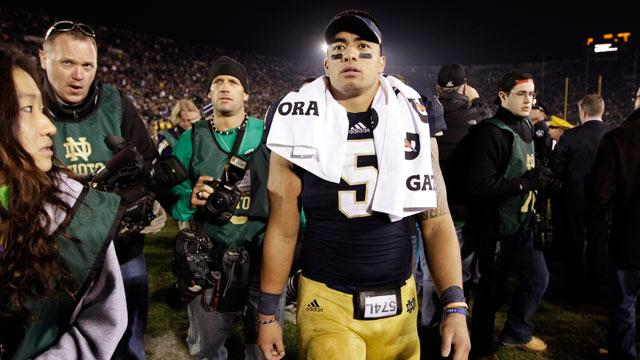 Timeline of Manti Te'o Girlfriend Hoax