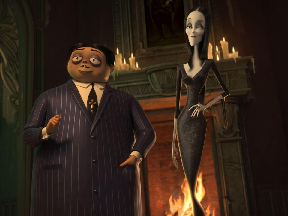 <p>Your favorite creepy fam is set to return on October 22, 2021. No word yet on who is returning to lend their voice, but it's a pretty safe bet that Charlize Theron, Oscar Isaac, Chloë Grace Moretz, and Finn Wolfhard will all return to the Addams Family manor for another round of spooky, kooky fun.</p>