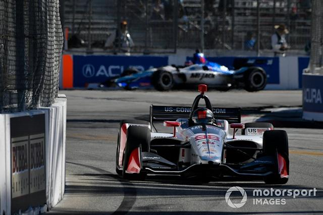 """Marco Andretti, Andretti Herta with Marco & Curb-Agajanian Honda <span class=""""copyright"""">Scott R LePage / Motorsport Images</span>"""