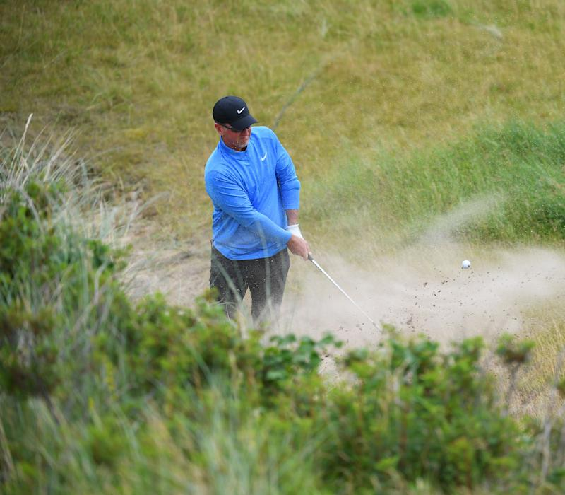 British Open 2019: David Duval's commendable reaction to his disastrous Open start