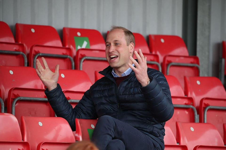 <p>Sitting in the stands during a visit to Spartans FC's Ainslie Park Stadium on May 21, 2021 in Edinburgh, Scotland.</p>